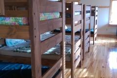 Retreat center room