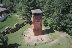 climbing-tower