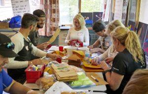 Volunteers_Making Art-09